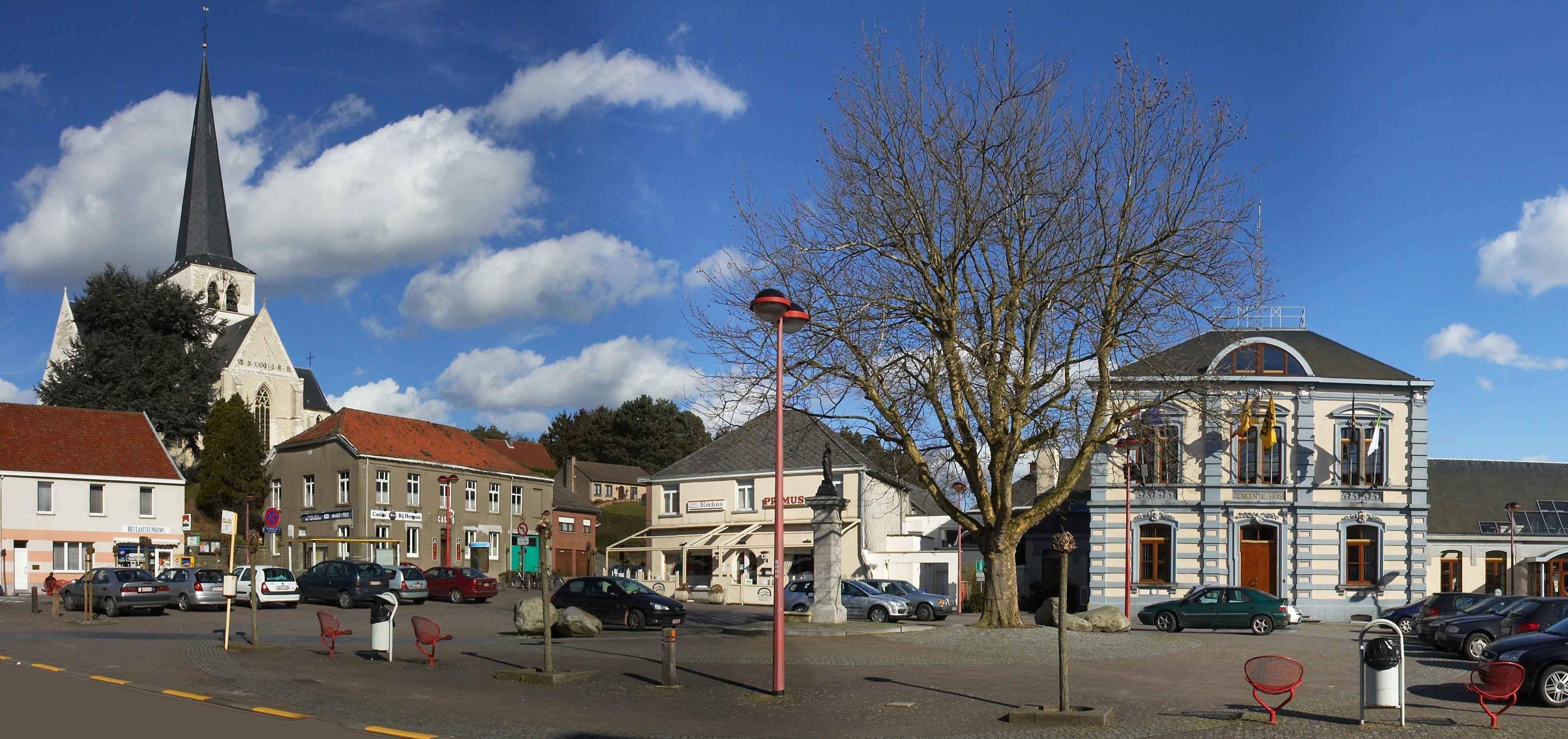 Gemeenteplein Huldenberg